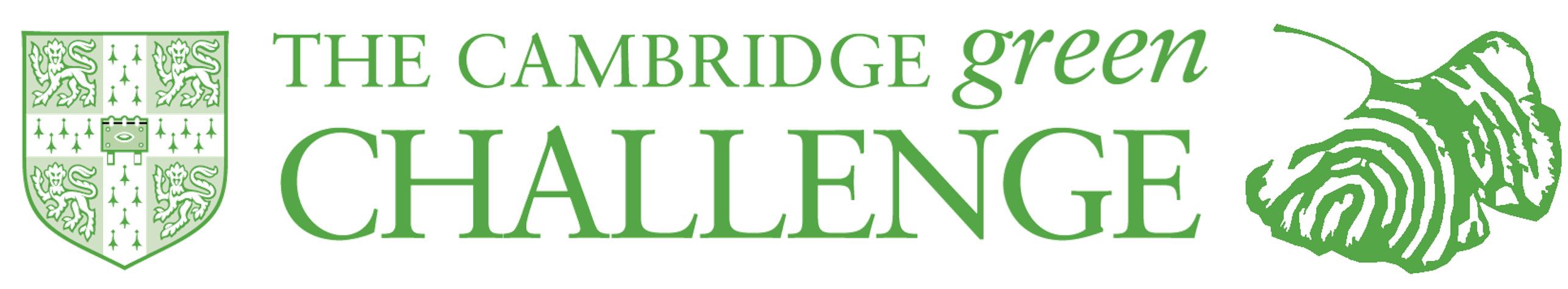 CamGreen Logo + Ginkgo