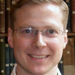 Dr Sebastian  Eves-van den Akker