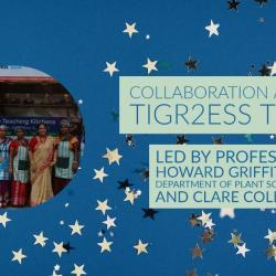 Read more at: TIGR2ESS wins Vice-Chancellor's collaboration award