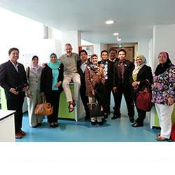 Malaysian visit
