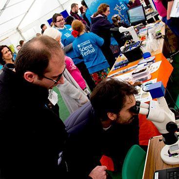 Science Festival 2015