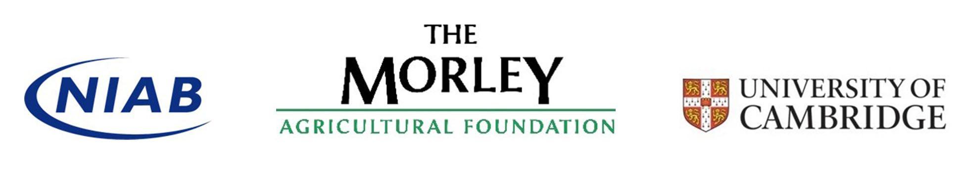 Logo for The Morley Agricultural Foundation